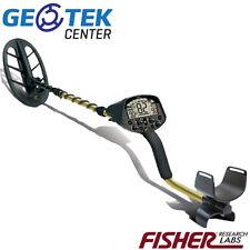 Metal Detector Fisher F5 con Piastra da 11 DD
