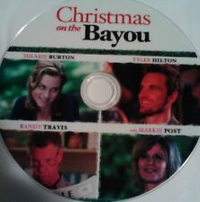 Christmas On The Bayou,   dvd of 2013 Lifeti Movie   , Disc Only, No Case