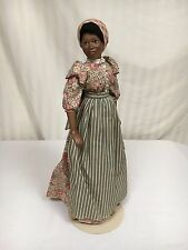 """Prissy: Gone With the Wind Collector's Doll, Franklin Heirloom, 18"""""""