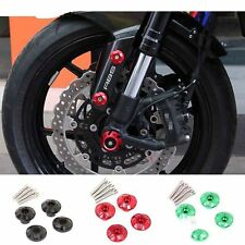 Motorcycle Universal CNC Frame Hole Cover For Kawasaki Z1000 Z800 Versys650 Z125