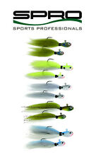 SPRO PHAT FLY 2 PACK 1/16 OZ. select colors