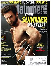 Entertainment Weekly Magazine June 7 2013 Hugh Jackman Tegan & Sara Must List