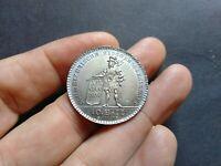 SWITZERLAND 10 BATZEN 1812 SILVER RESTRIKE WHAT A BAUTIFULL PIECE COIN