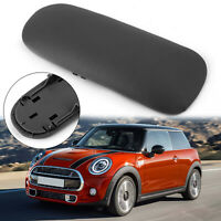 Center Console Sliding Top Armrest Cover for BMW Mini Cooper 2002-08 Black AU TZ