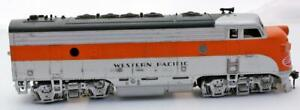 HO Scale Diesel Locomotive Western Pacific by Athearn Inc. - parts or repair