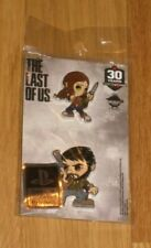 The Last of Us Pin Set Limited Collectors Ellie Joel BNIP Official New
