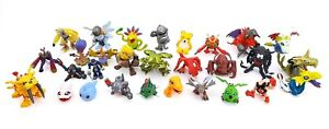 Huge Lot Digimon Adventure Mini Figures from Bandai 1999
