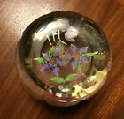 whitefriars glass paperweight