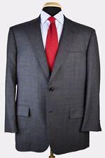 Brooks Brothers Golden Fleece Glen Plaid Wool Suit Jacket Sport Coat 43 R