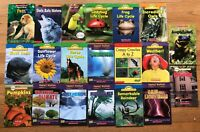 Lot 20 SCIENCE READERS Vocabulary True or False Sight Word Readers