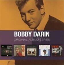Bobby Darin Original Album Series Vol 2 5cd