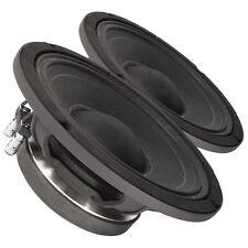 """Pair Faital Pro 10PR310 10"""" Woofer Mid-Bass Guitar Speaker 8ohm 600W 98dB 2.5VC"""