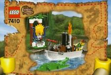 LEGO TYGURAH's ROAR 7411 Set Adventurers Orient Expedition Johnny Thunder India