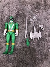 Power Rangers RPM Full Throttle Green Shark Ranger