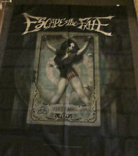 Escape The Fate Textile Poster Flag Rare New Sealed