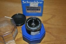 Schneider- Kreutznach Componar-C 3.5/50 new in box with holder