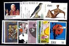 IRELAND STAMPS #449-462  — (8) COMPLETE SETS — 1979 -- MINT