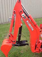 Kubota BX25D Bolt-On Backhoe Thumb fits: Kubota BX 25 D Tractor P/N: 12535