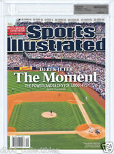 DEREK JETER Sports Illustrated SI BGS 3000 hits Uncirculated only 35 made RARE