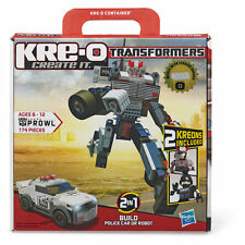 PROWL Transformers KRE-O Set MISB new G1 kreo