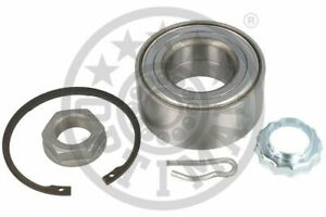 Optimal Front Wheel Bearing Kit 601953 fits Citroen C5 RE_ 2.0 HDi (RERHRH)