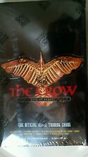 2 the crow collectable card boxes