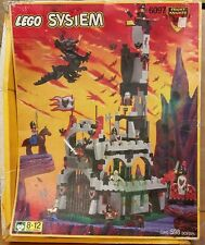 #6097 Castle Fright Knights Night Lord's Castle w/Instruction