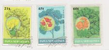 (K69-184) 1994 PNG part 3set flowering trees (GH)
