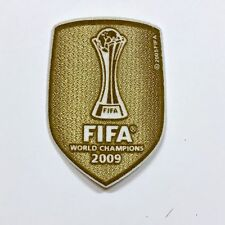 Fc Barcelona FIFA WCC World Champions 2009 Sporting ID Patch for Shirt Jersey