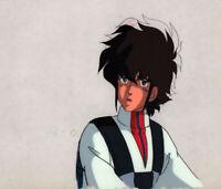 Original Macross Robotech Anime Cel Douga Animation Art Rick Hikaru Mikimoto