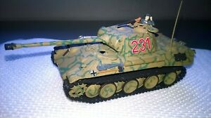 Dragon 1:72 gebaut/gesupert Panther Ausf.G aus Sammlung