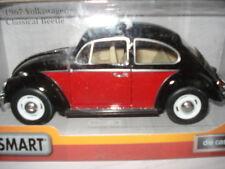 kinsmart - volkswagen cox 1/24  neuf en boite