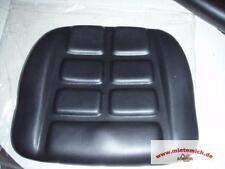 Sitzpolster Sitzkissen für Baumaschinen Radlader und Staplersitze GS10 GS12