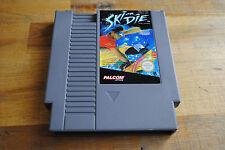 Jeu SKI OR DIE pour Nintendo NES