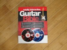 Totally Interactive Guitar Bible (Method/Instruction/cd/dv d)