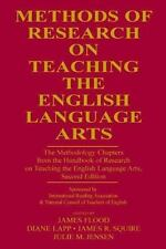 Methods of Research on Teaching the English Language Arts: The Methodology Chapt