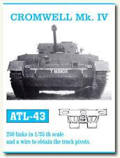 Friulmodel Metal Tracks for 1/35 British Cromwell Mk.IV (250 links) ATL-43