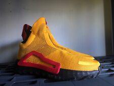 adidas Next Level Men's Basketball Shoes Casual Orange No Laces Nwt F36292 Sz 10