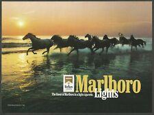 MARLBORO cigarettes - 1993 Print Ad