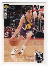 figurina CARD BASKET NBA 1993/94 NEW numero 422 JOHN STOCKTON
