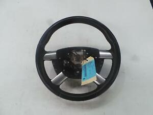 FORD FOCUS STEERING WHEEL LEATHER, LV, 04/09-07/11 09 10 11