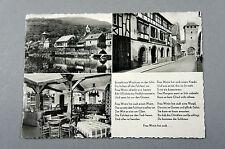 Ansichtskarten ab 1945 aus Rheinland-Pfalz mit dem Thema Burg & Schloss