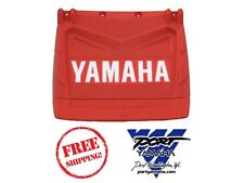 "YAMAHA SNOWMOBILE RED SNOW FLAP 16"" LONG NYTRO, APEX, VECTOR, RX-1, PHAZER, RAGE"