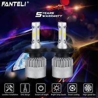 H4 9003 1500W 225000LM CREE LED Conversion Headlight KIT Hi/Low Beam 6000K White