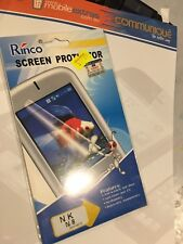 Screen Guard Protector in Clear for Nokia N8 SCG4502. Brand New in Sealed pack