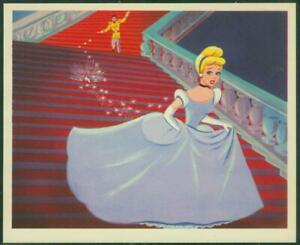 1950's Cinderella, Colgate-Palmolive Card No 9, Cinderella and the Prince