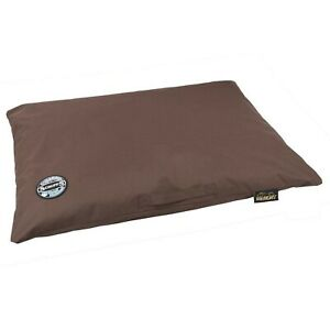 Scruffs Expedition Memory Foam Orthopaedic Pillow (M) Chocolate 100x70cm