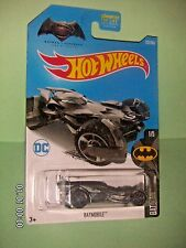 HOT WHEELS 2017  237/365  Batmobile  BATMAN  1/5  GRAY  1:64