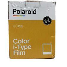 Polaroid 6010 Instant Color I Type Film X40 - Open Box Of 32 Photos
