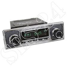 """RETROSOUND Radio""""CLASSIC""""Komplett-Set """"Becker"""" Oldtimer Radio mit allem Zubehör"""